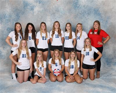 JV Volleyball Squad